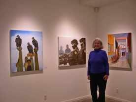 exhibition Touchstones